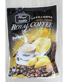 กาแฟผสมทุเรียน(6\'s) 4 in 1