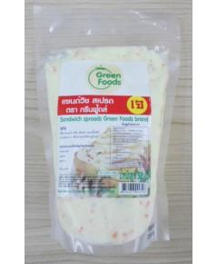 แซนด์วิช สเปรดเจ ตรากรีนฟู้ดส์ (500g)