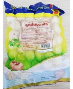 ลูกชิ้นปูอัด(500g)