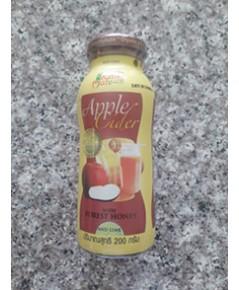 เฮลตี้เมท แอปเปิ้ลไซเดอร์ ผสมน้ำผึ้งป่าและมะนาว Apple Cider(200g)