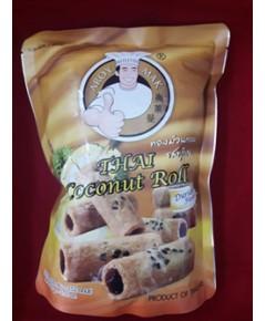 ทองม้วน รสทุเรียน Thai Coconut Roll(100g)