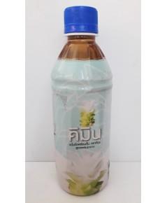 คิมิน น้ำขมิ้นชันสกัดพร้อมดื่ม สุตรผสมชาขาว Turmeric Drink Qimin Brand with White tea.