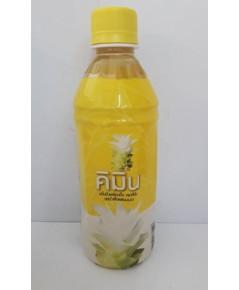 คิมิน น้ำขมิ้นชันสกัดพร้อมดื่ม สูตรน้ำผึ้งมะนาว  Turmeric Drink Qimin Brand with Honey Lemon.