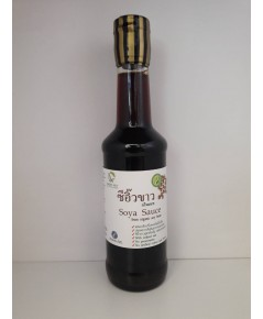 ซีอิ้วขาว กรีนเนท Soya Sauce From Organic soy bean.