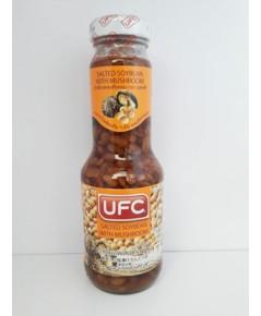 เต้าเจี๊ยวเห็ดหอม Salted Soybean With Mushroom. UFC (340g.)
