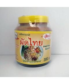ปุ้ยเก่ง ผัดไทยเจเล็ก Padthai Sauce.(350g.)
