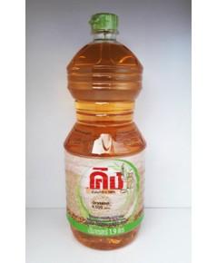 น้ำมันรำข้าวคิง King Rice Bran Oil With 4000 ppm Oryzanol.(1.9lit)
