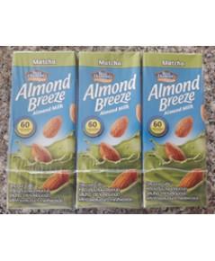 น้ำนมอัลมอนด์บรีซ มัทฉะ Almond Breeze Almond Milk.(แพ็ค)