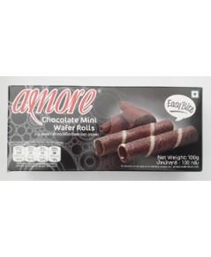 อามอเร เวเฟอร์ช็อกโกแลต(100g)