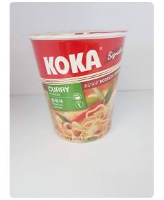 โคคา บะหมี่รสแกงกะหรี่(ถ้วย)