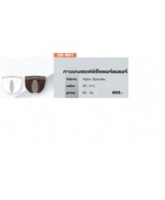 กางเกงซอฟท์ซัพพอร์ตเตอร์ code 09-991 size XL สีดำ