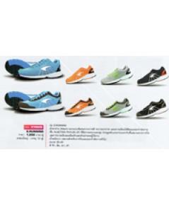 รองเท้าวิ่ง รุ่น G.Running code 370028 size 42 สีส้ม