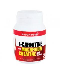 แอล-คาร์นิทีน 30 แคปซูล