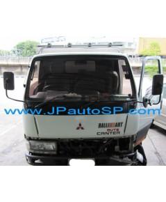 ติดตั้งแอร์ทั้งระบบ Mitsubishi Fuso gut