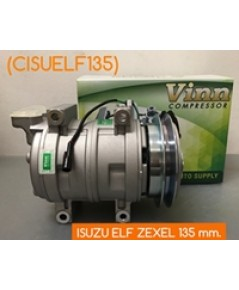 คอมแอร์ Isuzu ELF Zexel 135 mm.
