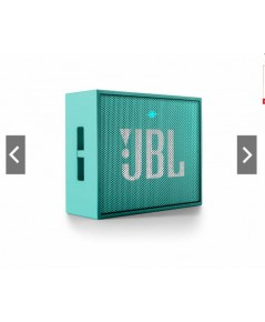 JBL GO Portable Wireless Bluetooth Speaker W/ A Built-In Strap-Hook - intl (สีเขียว)