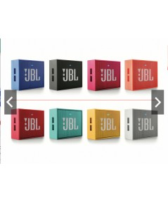 JBL GO Portable Wireless Bluetooth Speaker W/ A Built-In Strap-Hook - intl(สีแดง)