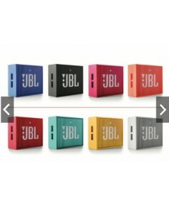 JBL GO Portable Wireless Bluetooth Speaker W/ A Built-In Strap-Hook - Intl