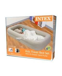 ที่นอนเป่าลมแสนสบายของหนูน้อย Intex66810