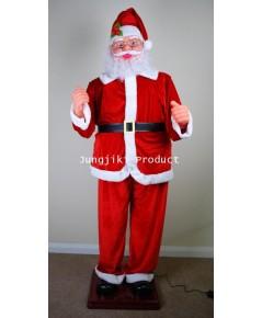 ซานตาครอสเป่า ขนาดใหญ่สูง 160 cm