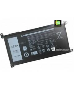 wdxor T2JX4 Battery DELL INSPIRON 15 5567 5568 5378 13 7368 7460 Vostro 14 5468 15 5568 7560 5567 In