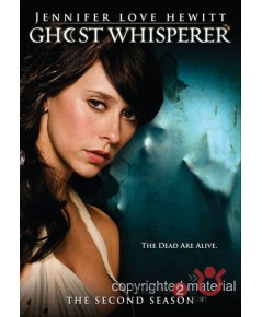 Ghost Whisperer Season 2 เสียงกระซิบ มิติลี้ลับ 2 ดีวีดีบรรยายไทย 6 แผ่นจบ*สกรีนเต็มทุกแผ่น