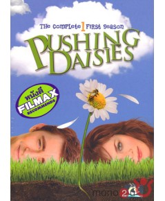 Pushing Daisies season 1 นักสืบสัมผัสมหัศจรรย์ ปี 1 ดีวีดีบรรยายไทย 3 แผ่นโคลนมาสเตอร์