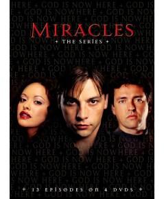 Miracles:The complete series ดีวีดี บรรยายไทย 7 แผ่น *สกรีนเต็มวงทุกแผ่น