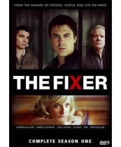 The Fixer Complete Series ดีวีดี บรรยายไทย 2 แผ่นจบ