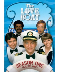 Love Boat Season 1 เรือรัก เรือสำราญ ปี 1 DVD บรรยายไทย 3 แผ่น