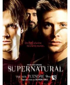 Supernatural Season 5 ล่าปริศนาเหนือโลก ปี 5 DVD บรรยายไทย 11 แผ่นจบ(EP 1-22)