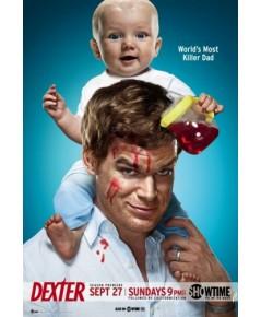 Dexter Season 4 ดีวีดี บรรยายไทย 6 แผ่น*มาแล้วค่ะตอนใหม่สำหรับฆาตกรฆ่าต่อเนื่องคนนี้