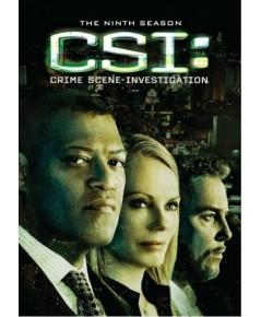 CSI:Vegas Season 9/ ไขคดีปริศนา ปี 9 DVD พากษ์ไทย+บรรยายไทย 7 แผ่น*โคลนมาสเตอร์