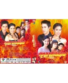 กุหลาบเล่นไฟ ละครไทย 3 แผ่นจบ(อัษฎา+พลอย)