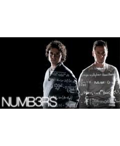 Numb3rs : The Complete Second Season : รหัสลับไขคดีพิศวง ปี 2 (6 แผ่นจบ+บรรยายไทย)