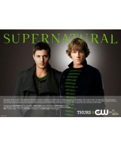 Supernatural Season 6 : ล่าปริศนาเหนือโลก ปี 6 (พากย์ไทย) 3 แผ่นจบ*master