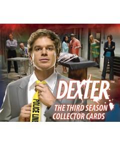 DEXTER season 3 ดีวีดี บรรยายไทย 4 แผ่นจบ*master