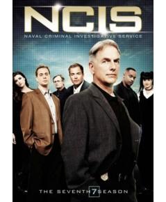 NCIS: Naval  Season 7/หน่วยสืบสวนแห่งนาวิกโยธิน ปี 7 (DVD บรรยายไทย) 6 แผ่นจบ*ชุดใหม่