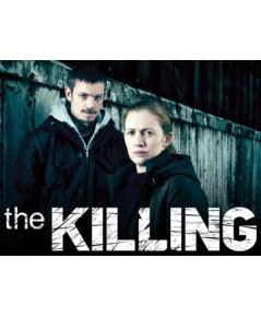 The Killing season 1+2 ดีวีดี พากย์ไทย รวม 9 แผ่นจบ*อัดทรู วิชั่น