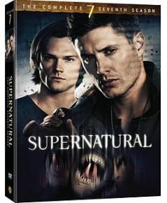 Supernatural Season 7 (v2d พากย์ไทย) 3 แผ่นจบ*master