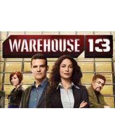 Warehouse 13 Season 1-2-3/หน่วยลับคลังพิศวง ปี 1-2-3 DVD พากย์ไทย 6 แผ่นจบ