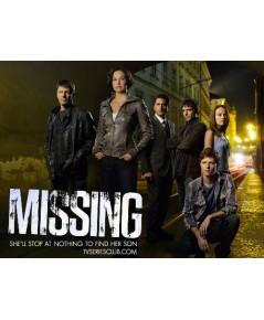 Missing season 1 (v2d พากย์ไทย 2 แผ่นจบ)*อัดทรูฯ