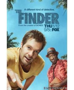 The Finder season 1 ดีวีดี พากย์ไทย 2 แผ่นจบ*อัดทรูฯ