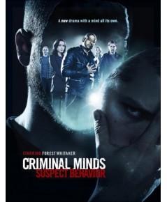 Criminal Minds: Suspect Behavior ดีวีดี พากย์ไทย 3 แผ่นจบ* อัดจากทรู