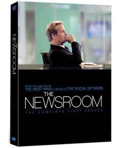 The Newsroom season 1 ดีวีดี บรรยายไทย 4 แผ่นจบ*master