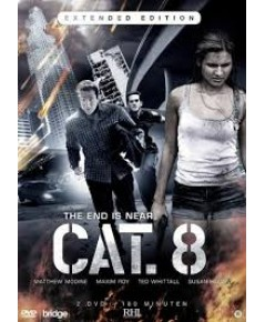 CAT. 8 (2013) โปรแกรมถล่มโลก มินิซีรีส์ DVD พากย์ไทย-บรรยายไทย 2 แผ่นจบ*master