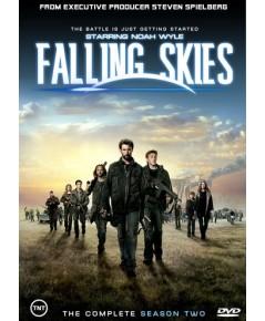 Falling Skies season 1 สงครามวันกู้โลก DVD พากย์ไทย 2 แผ่นจบ*mastee