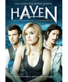 Haven season 3 DVD พากย์ไทย+ บรรยายไทย 4 แผ่นจบ*master