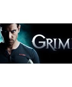 Grimm: Season 1 /กริมม์ ยอดนักสืบนิทานสยอง ปี 1 (DVD พากย์ไทย) 4 แผ่นจบ*master