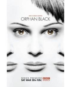 Orphan Black season 1 ดีวีดี บรรยายไทย 5 แผ่นจบ